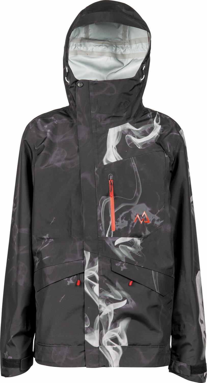 NITRO 18 GLADES Snowboards Jacket AG zwqEUFE5Y
